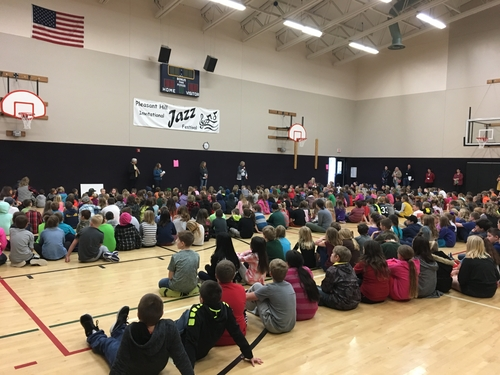 2016 Elementary School Grants Assembly