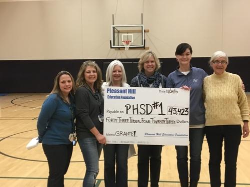 Prize Patrol - 2016 Grants Awarded!
