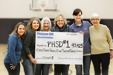 2016 Grant awards Prize Patrol