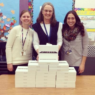 3rd grade iPads