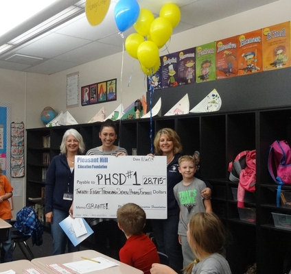 3rd Grade receives grant for iPads in the classroom